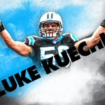 Luke Kuechly sacks Peyton Manning! Its Kuechlys 1st sack since Week 1. https://t.co/O5Q743ienm