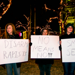 Denton Says NO to Pro-Rape Group — https://t.co/yezd72vO3X https://t.co/QHYe9ZoiPA
