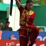 Wushu player Nima Gharti Magar, 16, wins Gold on #SouthAsianGames2016 .#Nepal wins 1st Gold in #SAG. Congratulation https://t.co/bluLis9D31