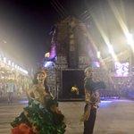 Com enredo inspirado em Dom Quixote, Mocidade leva moinho para avenida. #Globeleza https://t.co/ABxbpKsR8F