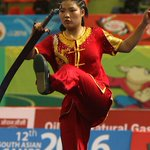 Nima Gharti Magar secures first gold medal for Nepal in the 12th SAG (photo feature) https://t.co/e0Z72Z0p2I https://t.co/mn4gRfhbSI