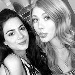 Maybe not so lazy... Fun stuff coming  from your girls, angels! ☺️💜➰ @EmeraudeToubia https://t.co/UqxGFoztHv