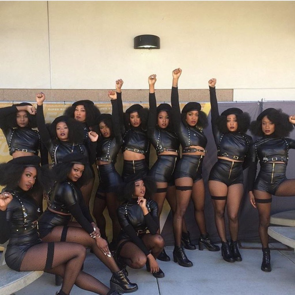 "Look how BEAUTIFUL these women are. ""@__glitterDICK: Okay ladies now let's get in formation https://t.co/aTxfpUnU9P"""