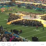 Is @TherealTaraji throwing shade or is Cookie confused ??? #SB50 #HalftimeShow #Coldplay https://t.co/nsGvyG83na