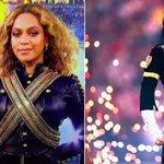 #Beyonce le hizo tributo a #MichaelJackson #HalftimeShow #SuperBowl just love it ????❤️ https://t.co/ejy7gDxMVi