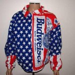 (MUST BE FOLLOWING)Giving away a vintage Budweiser jacket! RT to enter. Winner will be DMed in 24 hrs! https://t.co/FuQ2NsUQwR