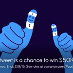 This is what your thumbs have been training for. #EsuranceSweepstakes #SB50 👍 https://t.co/jckJqt02vN