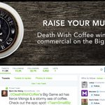 Attention: Bjorn the Viking has taken over @QuickBooks on Twitter. We hear his coup was fueled by @DeathWishCoffee https://t.co/l2IsXpwQmA