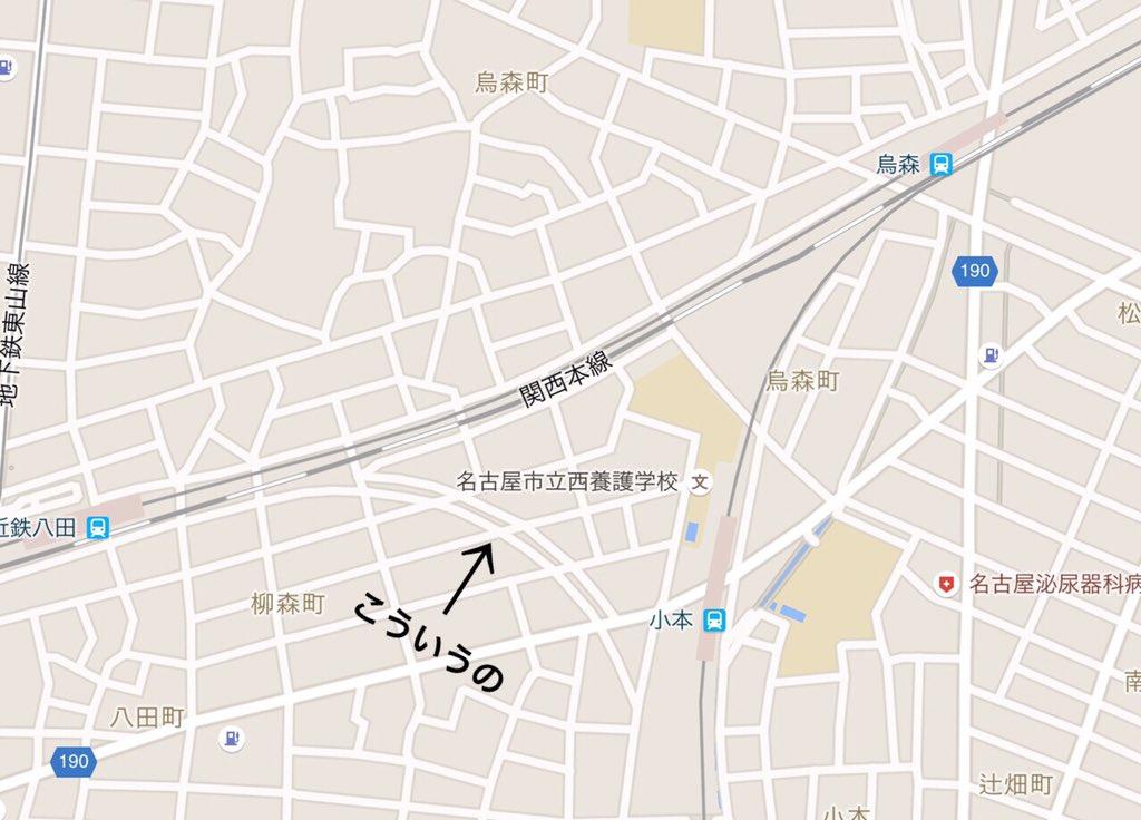 こういうのを見ると、ワクワクしませんか?(*´▽`*)ウフフ 路線図を見るのも楽しいけど、地図も楽しいのんほい。 https://t.co/TiI9YopUkz
