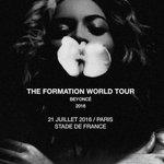 .@Beyonce en concert exceptionnel le 21 juillet au Stade de France ! En vente le 15 février à 10h. https://t.co/GTygJkj34i