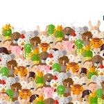 Sahabat, mau dapetin angpao #ecash Rp 256.700? Temukan monyet di gambar ini dan sebutkan nomornya! #FindTheMonkeys https://t.co/JnhcGJRU2E