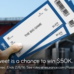 In 1967, the most expensive ticket to the big game was $12. How the times have changed! #EsuranceSweepstakes #SB50 https://t.co/ymmmOWYuLz