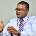 RT AANaseer: Fmr Prosecutor General arrested: new wave of arbitrary arrests? https://t.co/LNq0uzmlTN MohamedNasheed https://t.co/09ebzqWWXk
