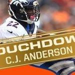 TOUCHDOWN CJ ANDERSON! #SB50 #Broncos https://t.co/4fGEJYgO8O