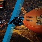 FIM DE JOGO! Os @Broncos são os campeões do #TudoPeloSuperBowl50: https://t.co/DZVBfpb229 https://t.co/zmS9ElzvIy