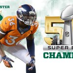 Congrats @kayvonwebster the 9th #USF Bull to claim a #SUPERBOWL Championship ring! https://t.co/ZKKoaUtQVS
