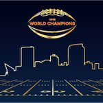 WE DID IT! Congrats @Broncos #BroncosCountry for a phenomenal win! World Champs! Please celebrate responsibly #SB50 https://t.co/D7pJI8moWm