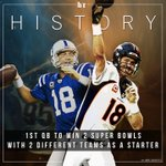 Peyton Manning is a legend. #MakeHistory https://t.co/pJ0NoGOGd9