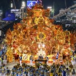 #BeijaFlor busca o bi com desfile barroco sobre o Marquês de Sapucaí https://t.co/jevYbxYVZE #Globeleza #G1 https://t.co/VTGvkmJ795