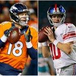 Peyton and Eli each have 2 Super Bowl wins. https://t.co/9Wzs2NPNuS