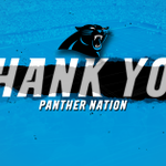You made this season special #PantherNation. Thank you for the passion, loyalty and support! #KeepPounding https://t.co/itWG4Ier5P