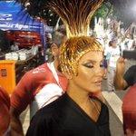 Tem fã da Claudia Leitte aí? A rainha da bateria da Mocidade já mostrou um pouquinho da fantasia. #CarnavalExtra https://t.co/WtAuvSemEN