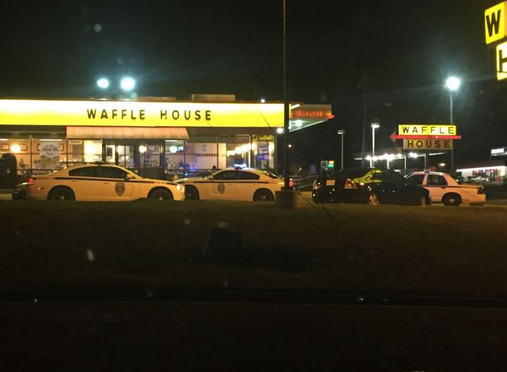 Breaking News On Waffle House