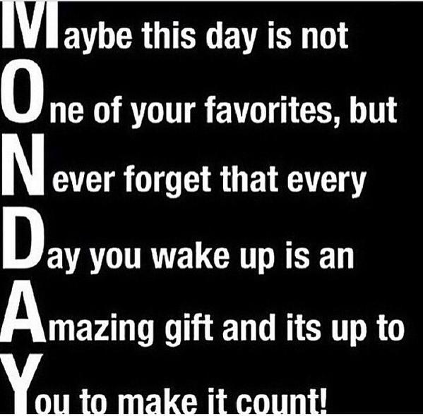 Get to it! #MondayMotivation https://t.co/ImAis0GOWb