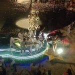 Com enredo que fala da cidade de #Santos, no litoral paulista, #GrandeRio traz carro com jogadores de futebol https://t.co/Aco0rmj4WB
