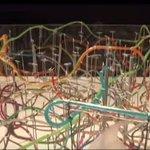 東京の地下はこんな感じ 地下鉄18路線を再現した3D模型「東京動脈」をこの目で見られる 企画展示「東京の鉄道史 -鉄道が築いた都市、東京-」で - ねとらぼ https://t.co/Im4XDh216b @itm_nlabから https://t.co/6Yxe98qoQt