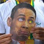 A bateria da #GrandeRio tinha q ter desfilado cm essa máscara https://t.co/3bt3x4yO41