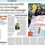 Omologazioni Un movimento rivoluzionario che si fa guidare dai sondaggi? Ma non fanno così anche Berlusconi e Renzi? https://t.co/lCpR9yuELa