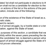 Article 7a of Basic Law: Knesset https://t.co/lNZGvCVdKI