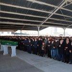 Çok Değerli Milletvekilimiz  @ahmet_uzer27 in ablası Türkan Akcanı dualarla ebediyete uğurladık.Mekanı cennet olsun https://t.co/Nlq9LMTTWk