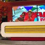 Mag ingat daw sa unggoy na nakawala at nagpapanggap na host ng Eat Bulaga.. https://t.co/M4gZ54mm4O