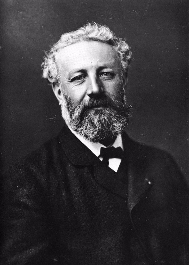 8 février 1828 : Naissance de Jules Verne, écrivain français de romans d'aventures et de science-fiction. https://t.co/uZV8hh0YpV