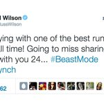 NFL players react on Twitter to @MoneyLynchs retirement: https://t.co/WB0E6DB30P #ThankYouBeastMode https://t.co/9KS1eYzigF