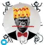 #ChineseNewYear #Giveaway #Win a #Gorilla WIldDining #Plate! RT&F https://t.co/HxHDHxUrnE Draw #Friday #competition https://t.co/Ky1qEKeG2L
