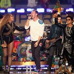 Chris Martin is declared new left shark after Super Bowl performance https://t.co/3OOTwjMxyi https://t.co/oKWw2F1SQs