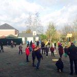 Geslaagde start van De Sportieve Gezonde School op OBS De Woldrakkers in Woldendorp! @SportpleinGr @GasTerraNL https://t.co/CpkXy5oBLZ