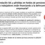 """""""No se puede sacrificar la seguridad social de varias generaciones de chilenos por el enriquecimiento de algunos"""" https://t.co/LVK4eaIOzs"""