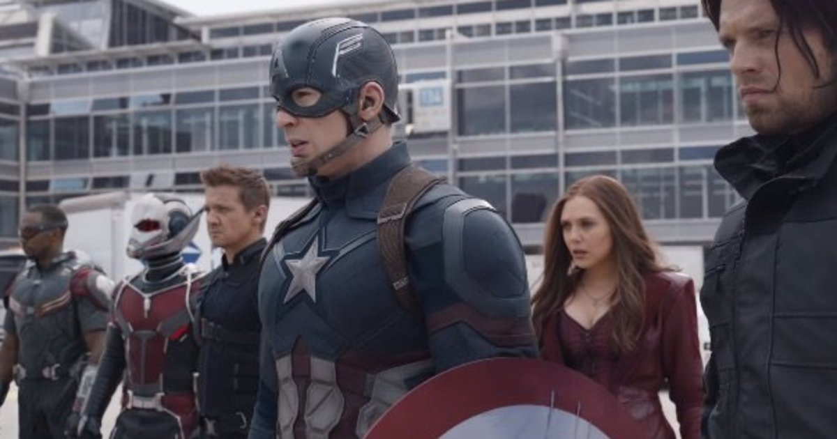New #CaptainAmericaCivilWar trailer causes major speculation