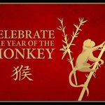 Happy New Year to all my Chinese friends and family #monkeyshines2016 #ChineseNewYear https://t.co/0kbEL9fgHw