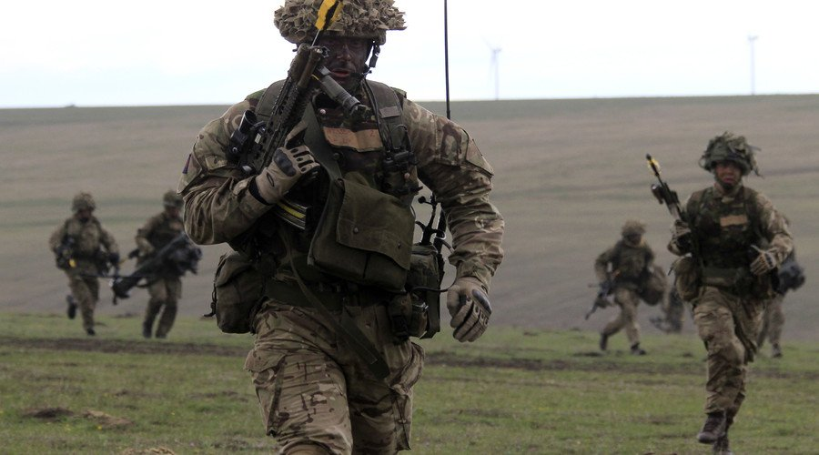 War games in Middle East to prepare UK for 'potential' Russian war with NATO – report