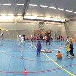 Grote korfbalsportdag in Lewenborg vandaag! Mede mogelijk gemaakt door @rog_korfbal https://t.co/LypqXEINlw