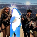 People think Chris Martin is the new left shark after his Super Bowl performance https://t.co/3OOTwk48pQ https://t.co/i8dzBOmQf3