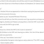 @SundayMailZim columnist says 05 IMF loan payment was futile. Not quite. Averted expulsion+guaranteed $500mln payout https://t.co/IWvedHia1V