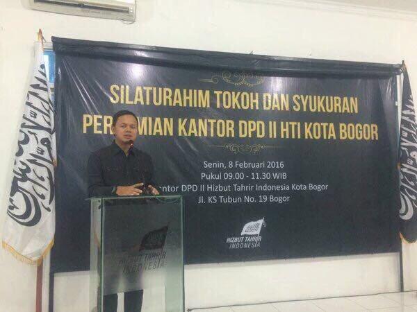 Seorang walikota dan sebuah organisasi yang tak mengakui negara dan demokrasi.  Bogor, I feel you! https://t.co/9nGRU03giq