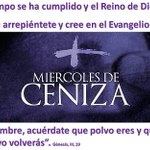 Miércoles de Ceniza https://t.co/qWVmfPD1uH https://t.co/7DA6dR2FJi