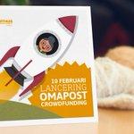 Woensdag start om 21 u de @Omapost crowdfunding in @HetConcerthuis , wees erbij! https://t.co/cDV51Y4z2Y #omapost https://t.co/aPQ90MmzmS